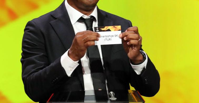 Fenerbahce UEL draw
