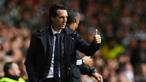 Unai Emery Celtic PSG UCL 12092017