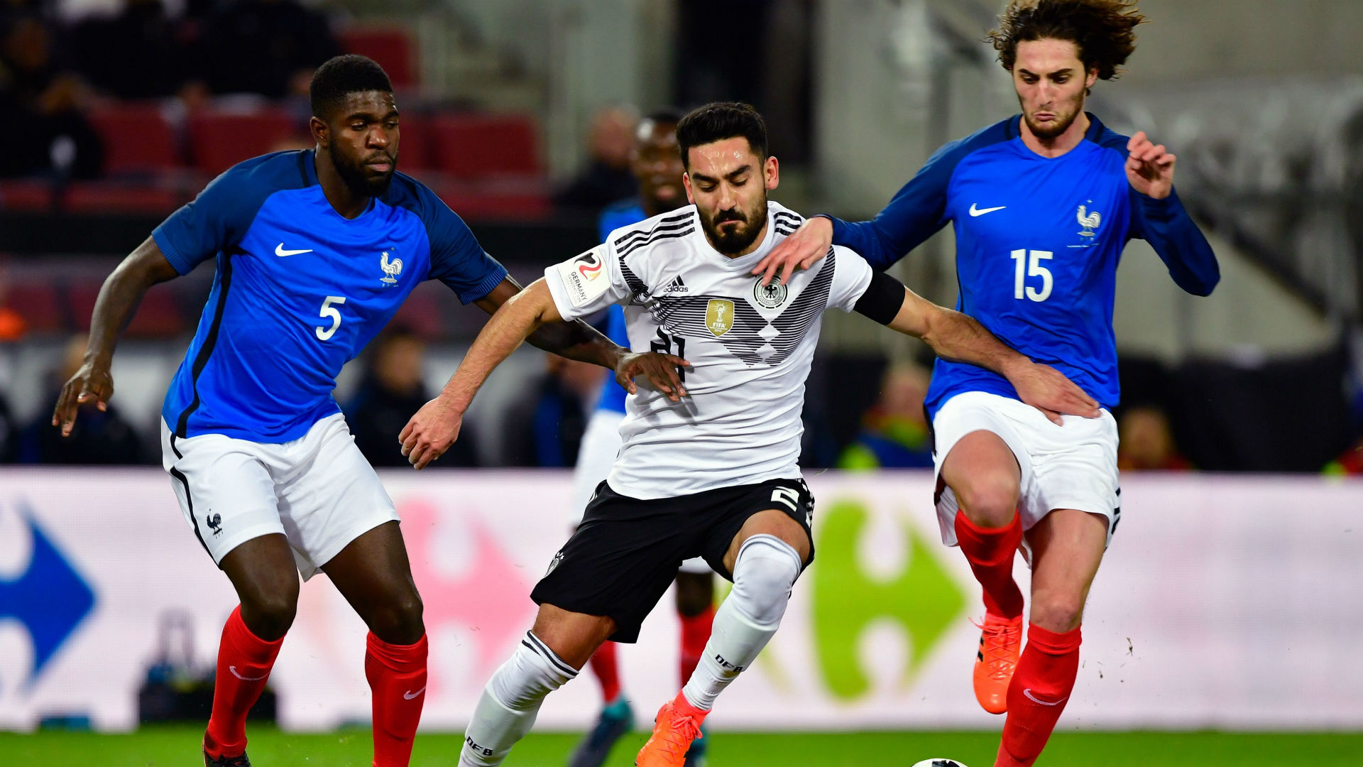 Adrien Rabiot Germany France