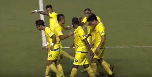 Global FC vs Johor Darul Ta'zim