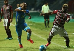 Mohun Bagan Abahani Limited Dhaka AFC Cup 2017