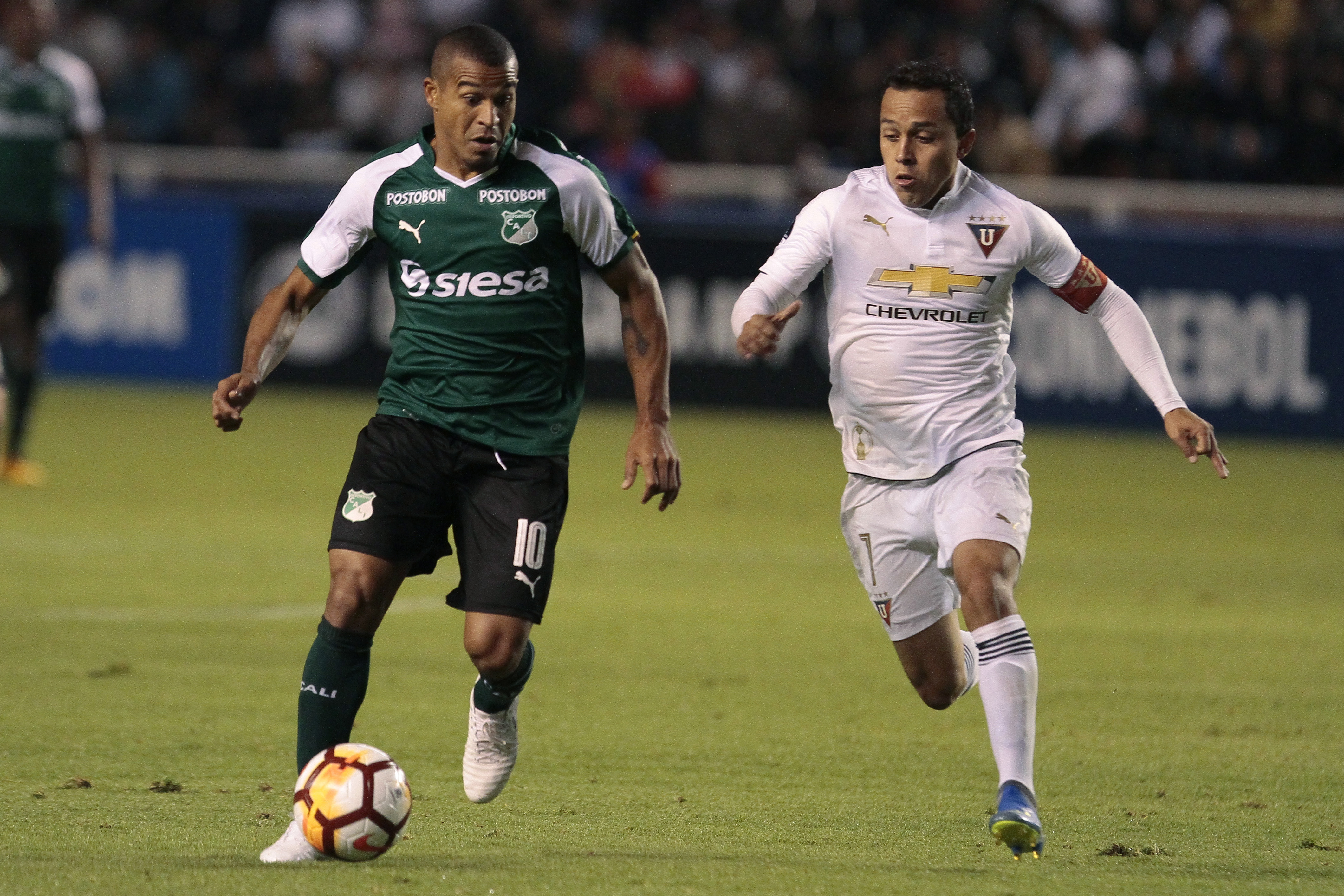 Macnelly Torres Deportivo Cali 2018