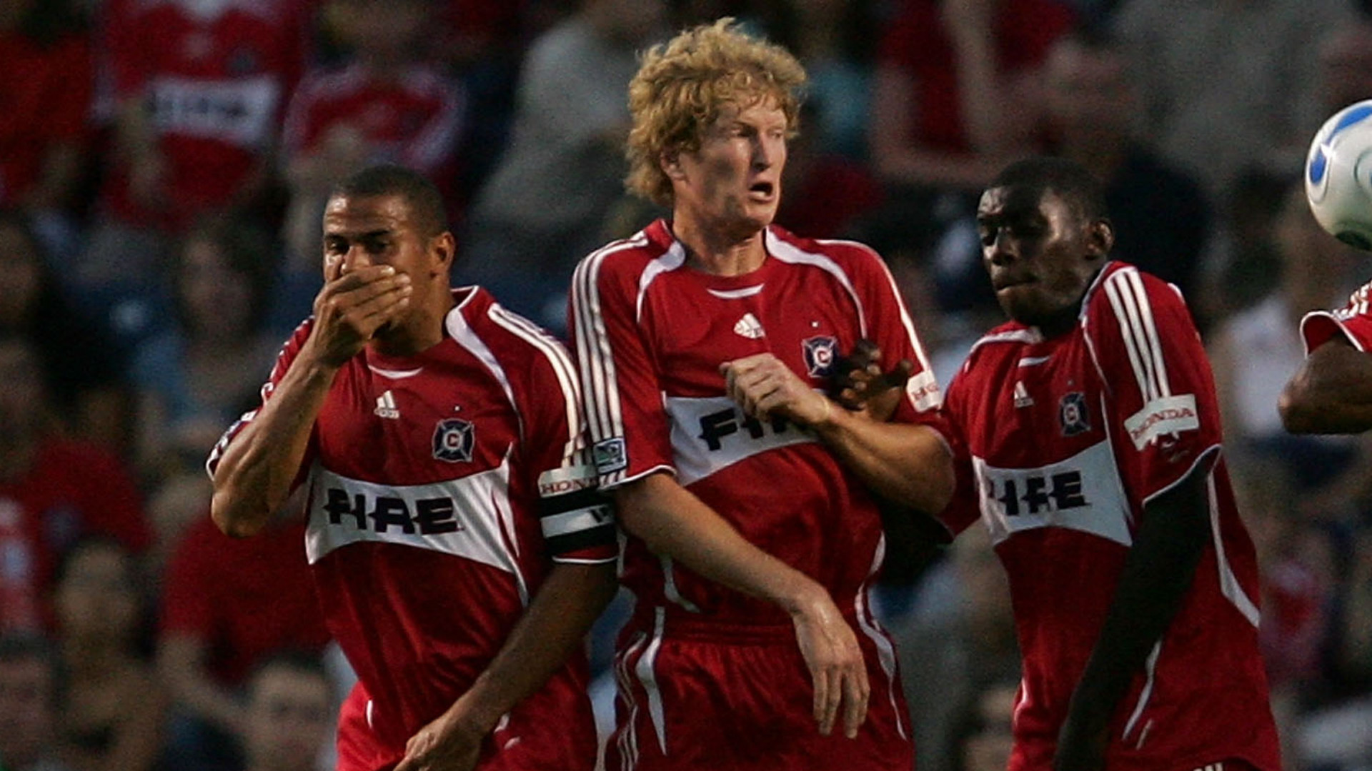 Jim Curtin MLS Chicago Fire 06092007