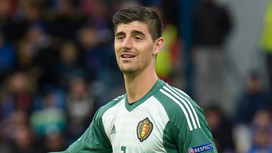 5ca209dfb0a Real Madrid news: 'The Belgian Joe Hart!' - Thibaut Courtois' horror week  continues with howler | Goal.com