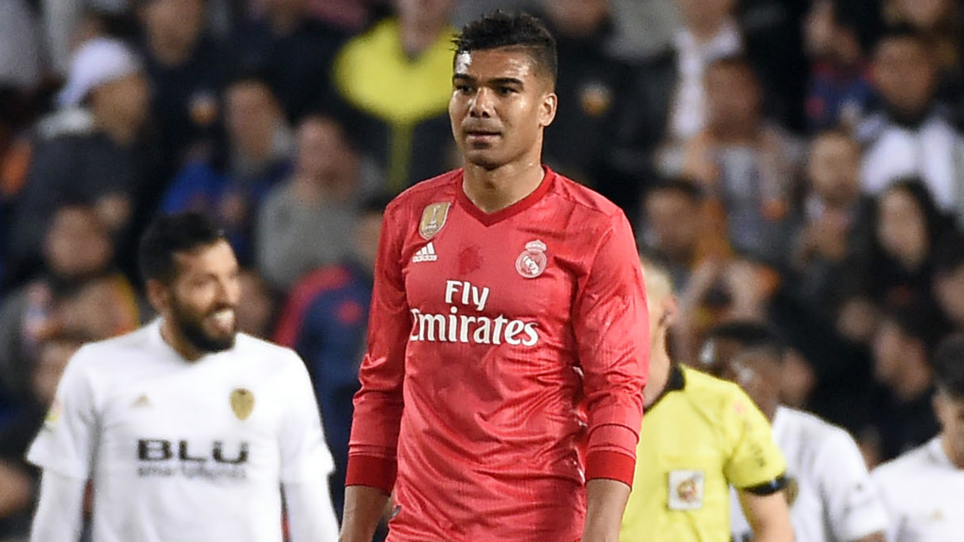 Casemiro Real Madrid 2018-19