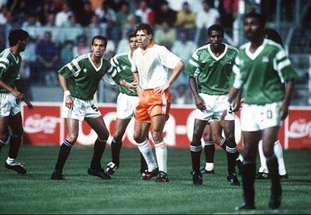 منتخب مصر 1990