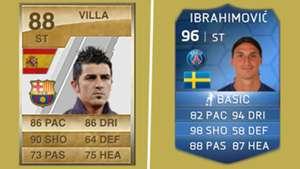 FIFA card composite