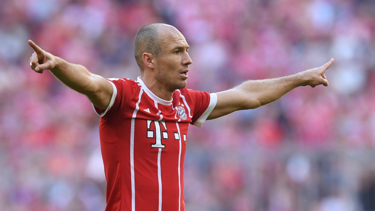 Bayern Munich star Arjen Robben I could retire after this season