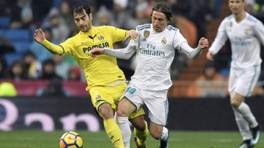 Trigueros Modric Real Madrid Villarreal LaLiga