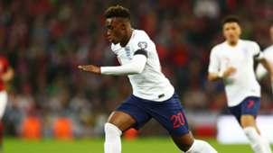 Callum Hudson-Odoi England Euro 2020 qualifying 2019