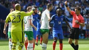 Shane Duffy France Ireland UEFA Euro 2016 26062016