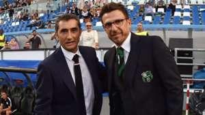 Di Francesco Valverde sassuolo Athletic
