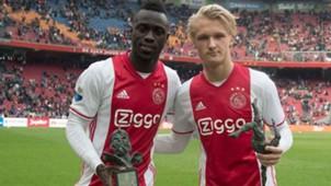 Davinson Sanchez Kasper Dolberg Ajax 07052017