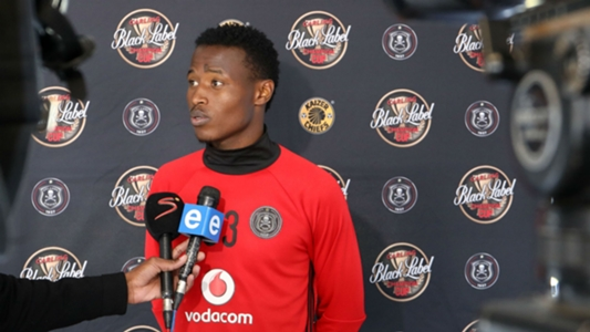 Reports: Orlando Pirates ready to sell Thamsanqa Sangweni to Golden Arrows