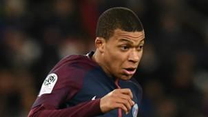 Kylian Mbappe PSG Paris Saint-Germain