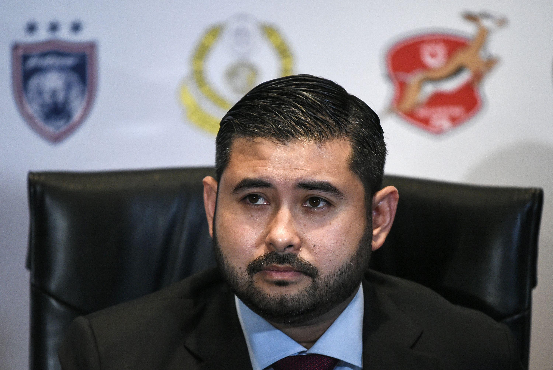 Tunku Ismail Sultan Ibrahim, 2017 FAM Congress, 25/03/2017