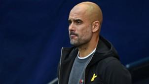 Pep Guardiola Manchester City 05112017