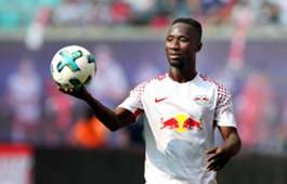 *NO GAL* Naby Keita 08-2017 RB Leipzig