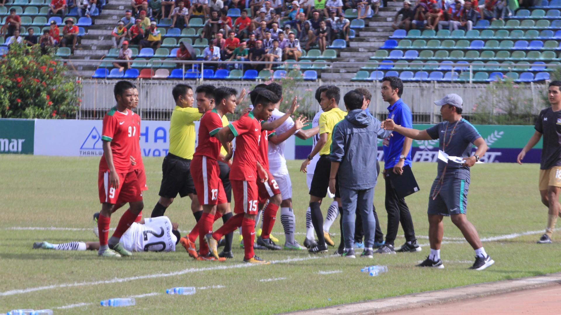 Saddil Ramdani - Timnas Indonesia U-19 Vs Thailand U-19