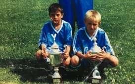 Luka Modric - zadar - youth - 1994