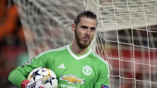 03ffc9db971 Man Utd formulate £14m De Gea salary offer to deny Real Madrid star  goalkeeper