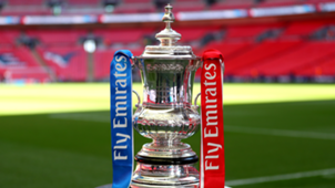 FA Cup trophy 2019