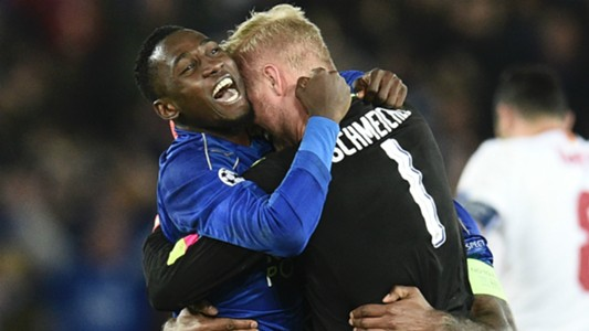 Wilfried Ndidi Leicester City Champions League