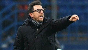 Eusebio Di Francesco Shakhtar Roma Champions League