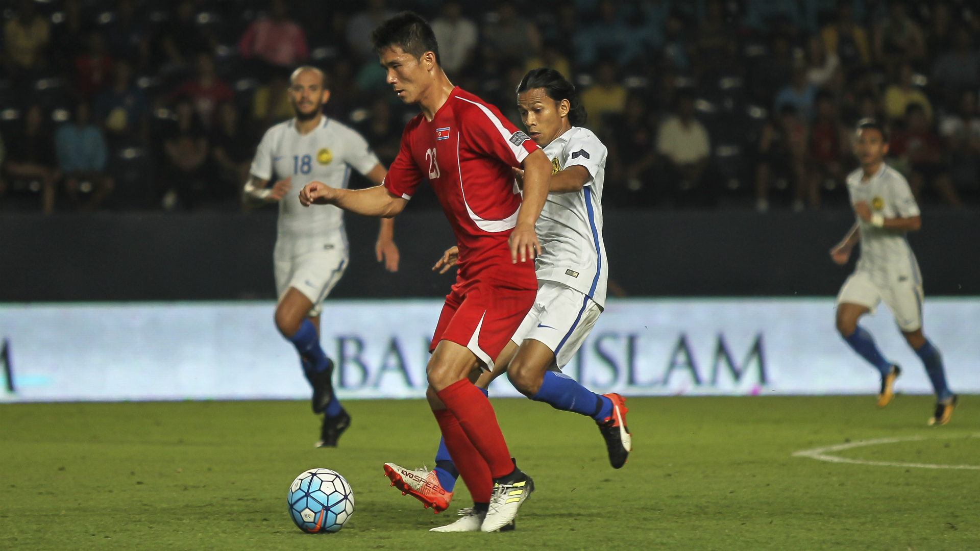 Malaysia 1 DPR Korea 4: Different team, similar outcome