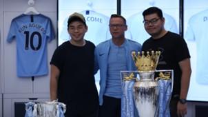 Paul Dickov - Tur Trofi Manchester City