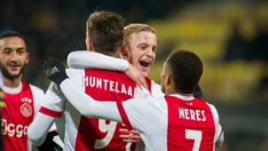 Donny van de Beek, Roda JC - Ajax, 07022018