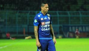 Juan Pablo Pino - Arema FC