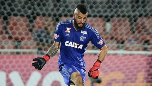 Alex Muralha Flamengo Santos Brasileirao Serie A 26112017