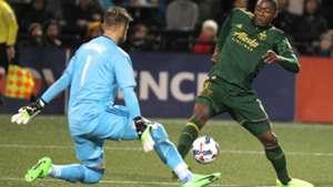 John Alvbage Fanendo Adi Portland Timbers vs. Minnesota United