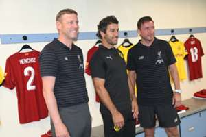 Liverpool legend and Dortmund Legend to play in Hong Kong Stadium on Saturday.