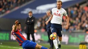 Harry Kane Tottenham Hotspur Premier League 110517