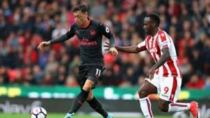 Mesut Özil Arsenal 19082017