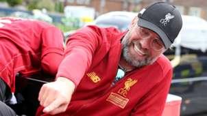 Jürgen Klopp Liverpool Parade 02062019