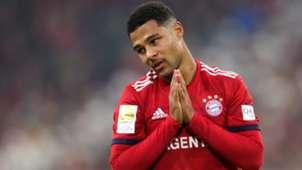 Serge Gnabry FC Bayern 2018