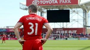 Bastian Schweinsteiger MLS Chicago Fire 31032017