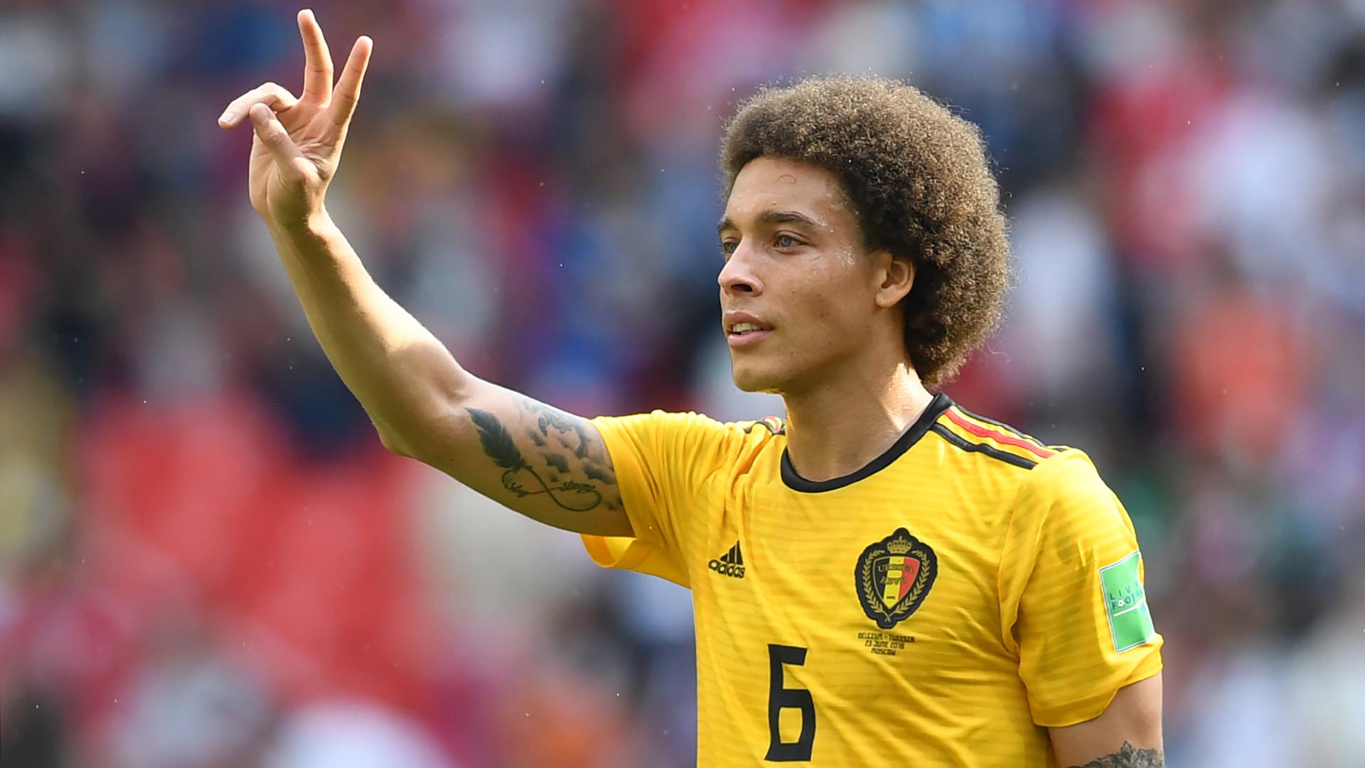 Axel Witsel Belgium BVB Borussia Dortmund