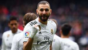 Benzema is the best No.9 in the world, says Zidane