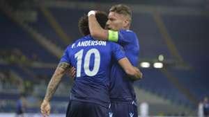 Felipe Anderson Immobile Lazio Dinamo Kiev