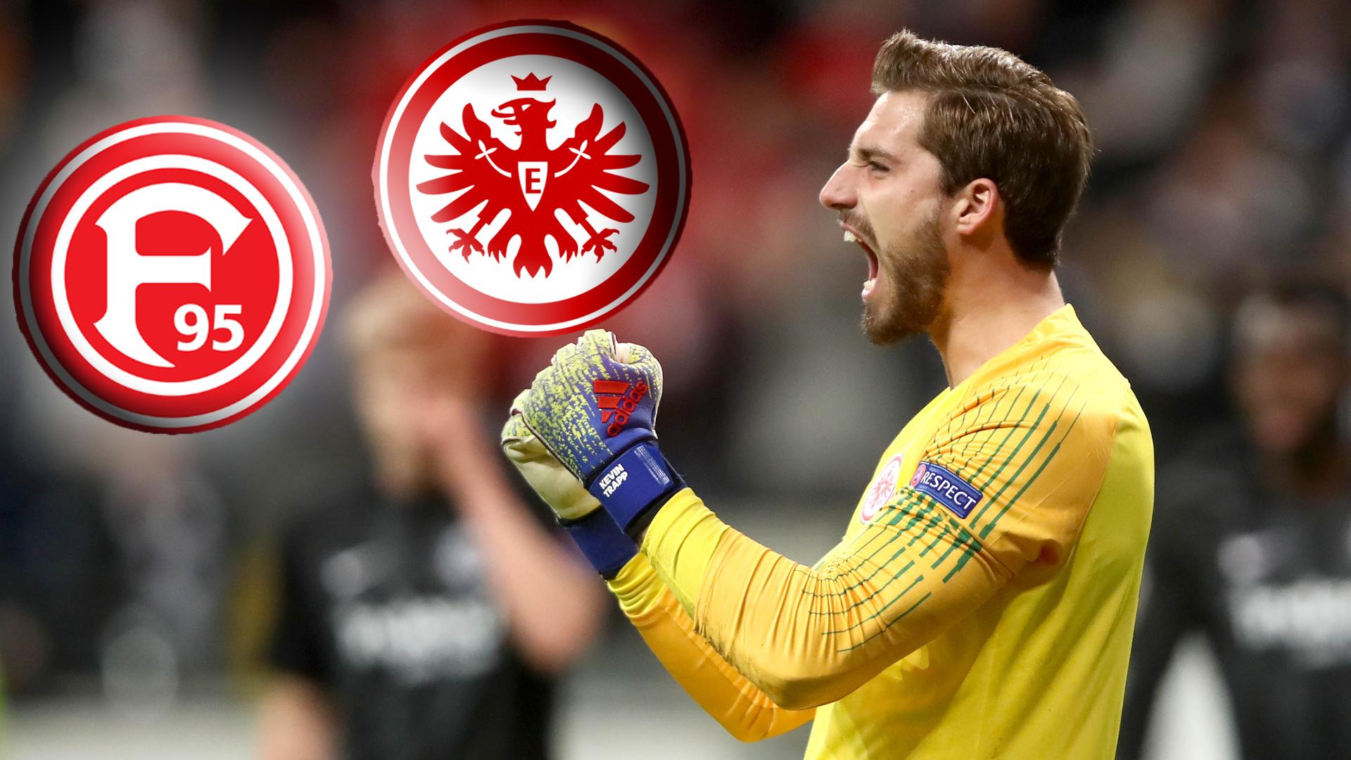 Fortuna Düsseldorf Vs Eintracht Frankfurt Heute Live Im Tv Und Im