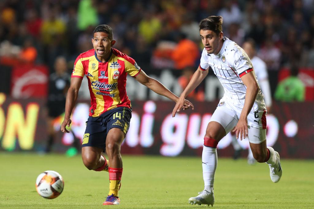 Morelia vs Chivas Clausura 2019