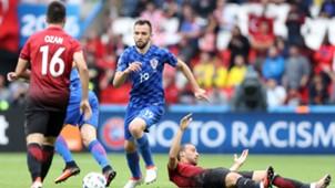 Milan Badelj Croatia Turkey Parc des Princes Euro 12062016