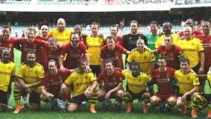 Liverpol legends v Dortmund legends, 10 Jun 2019