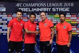 SCG Muang Thong United v Johor Darul Ta'zim