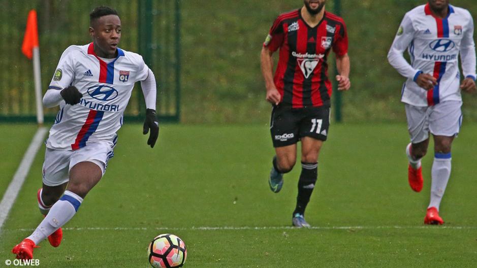 Un jeune espoir part en Ligue 2 — Lyon