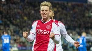 Frenkie de Jong Ajax 12082018